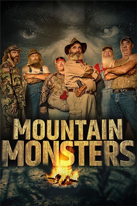 Mountain Monsters - Complete Seasons (1-5) BOXSET DVD