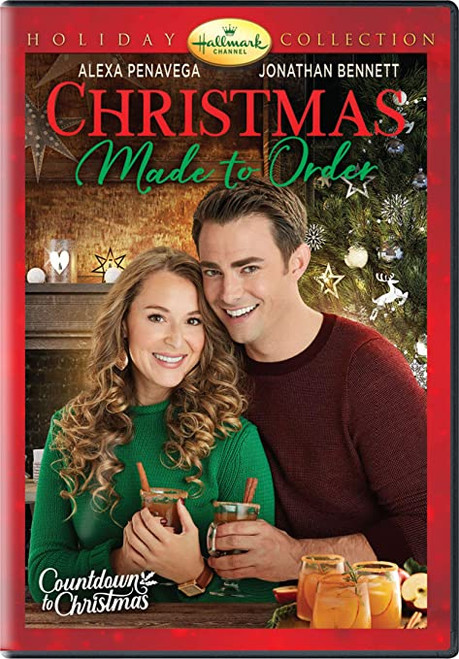 Christmas Made to Order (2018) DVD