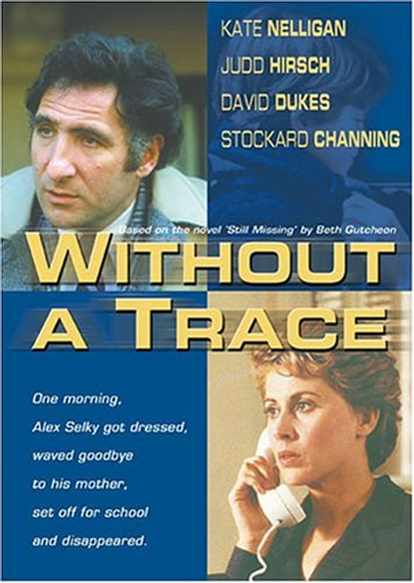 Without a Trace (1983) DVD