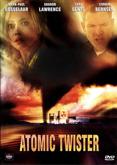 Atomic Twister (2002) DVD