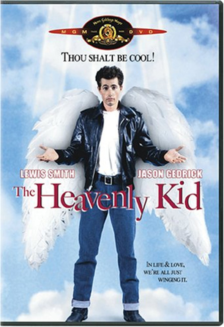The Heavenly Kid (1985) DVD