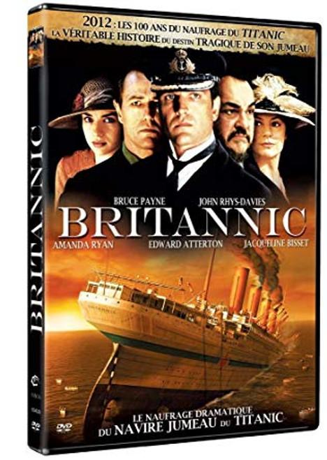 Britannic (2000) DVD
