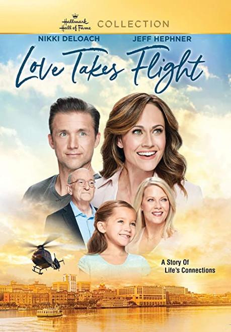 Love Takes Flight (2019) DVD