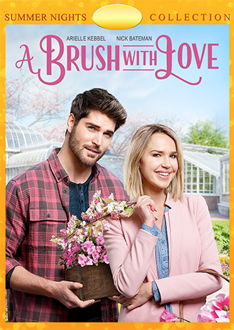 A Brush with Love (2019) DVD