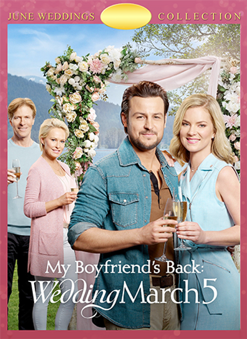 Wedding March 5: My Boyfriend's Back (2019) DVD
