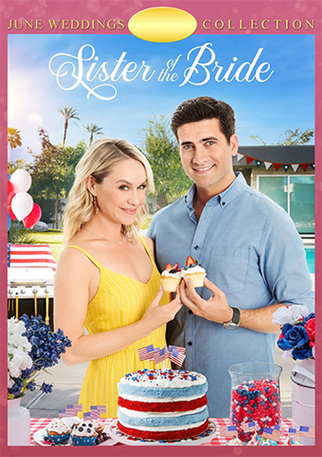 Sister of the Bride (2019) DVD