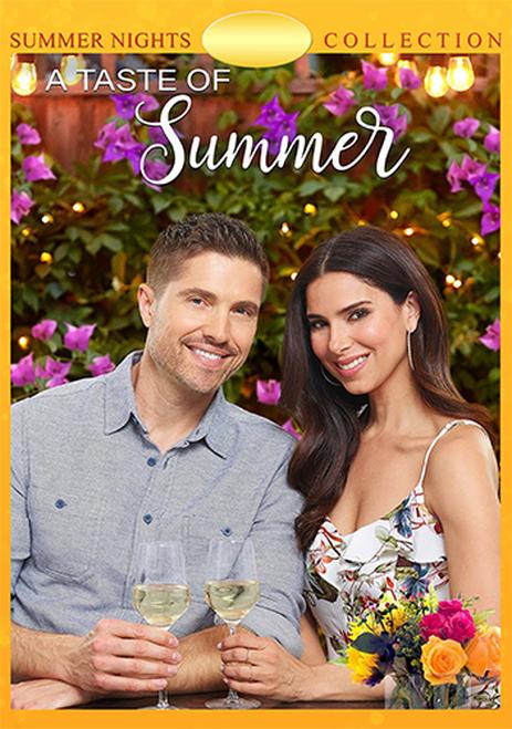 A Taste of Summer (2019) DVD