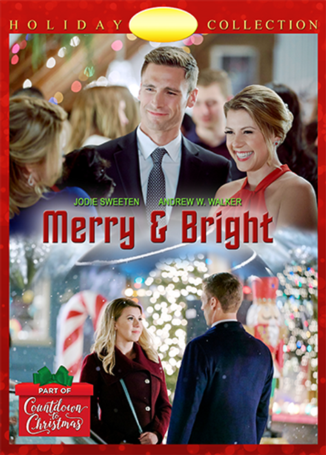 Merry & Bright (2019) DVD