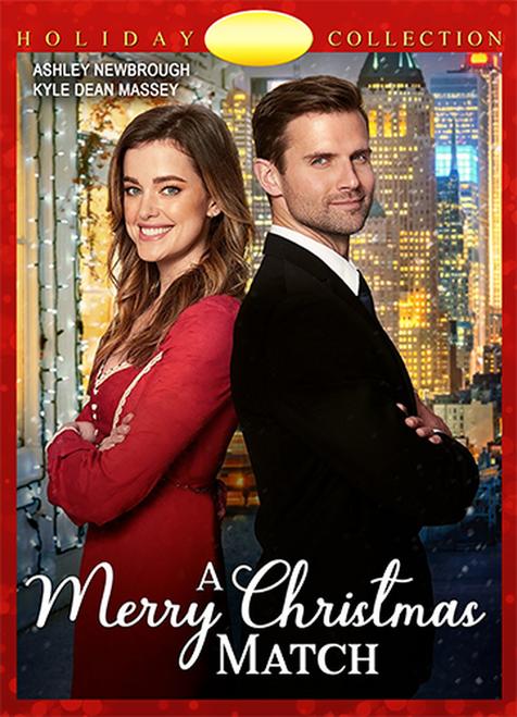 A Merry Christmas Match (2019) DVD