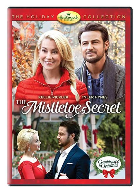 The Mistletoe Secret (2019) DVD