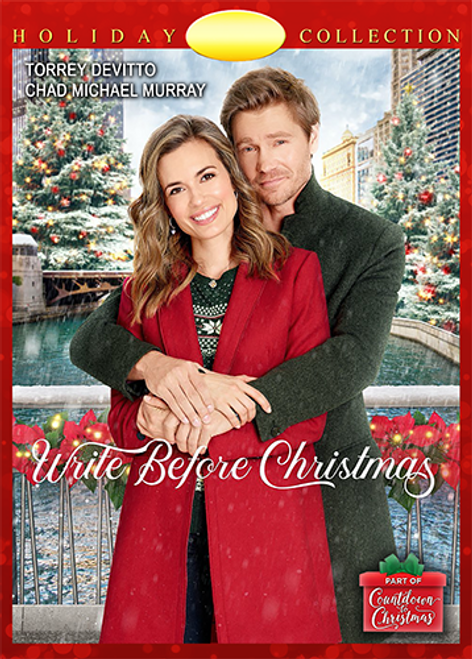 Write Before Christmas (2019) DVD