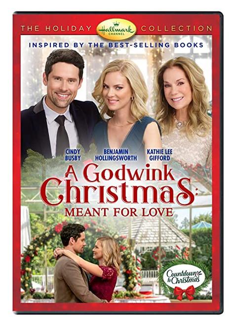A Godwink Christmas: Meant for Love (2019) DVD