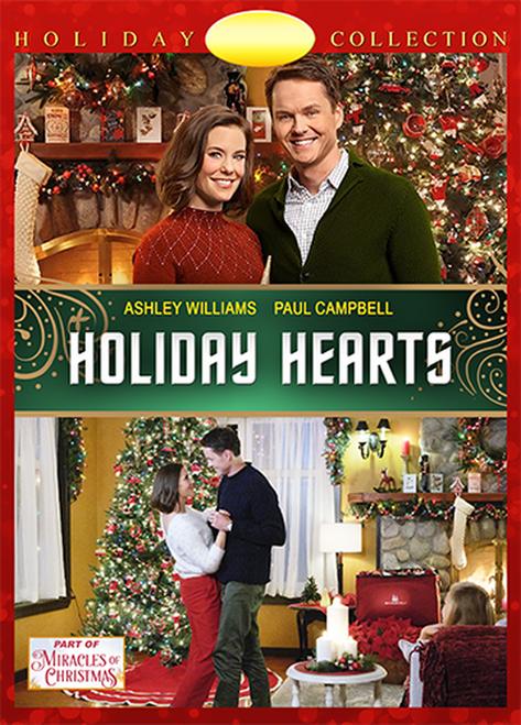 Holiday Hearts (2019) DVD