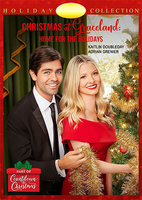 Christmas at Graceland: Home for the Holidays (2019) DVD