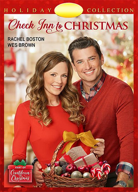 Check Inn to Christmas (2019) DVD