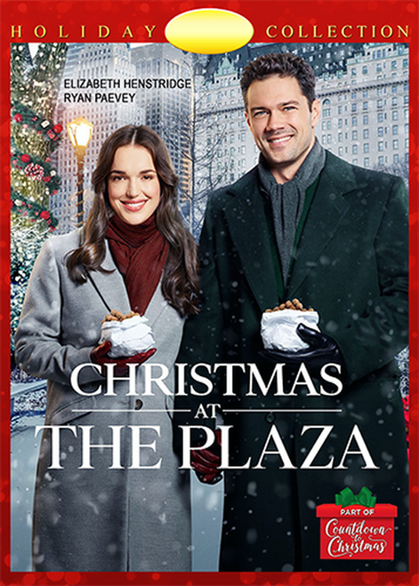 Christmas at the Plaza (2019) DVD