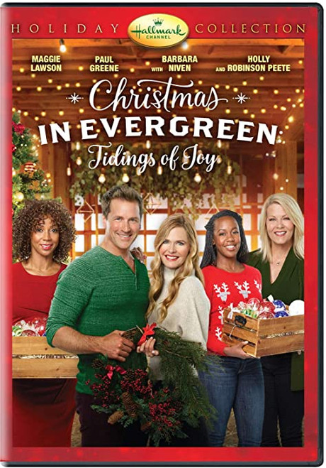 Christmas in Evergreen: Tidings of Joy (2019) DVD