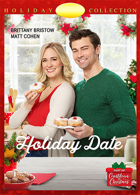 Holiday Date (2019) DVD