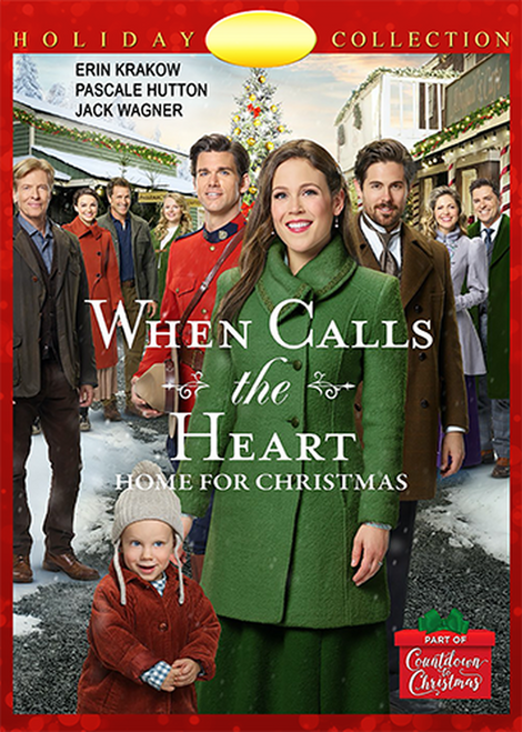 When Calls the Heart: Home for Christmas (2019) DVD
