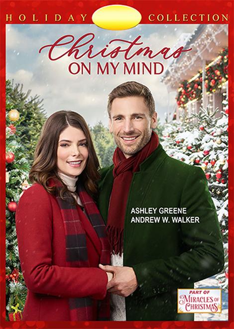 Christmas on My Mind (2019) DVD