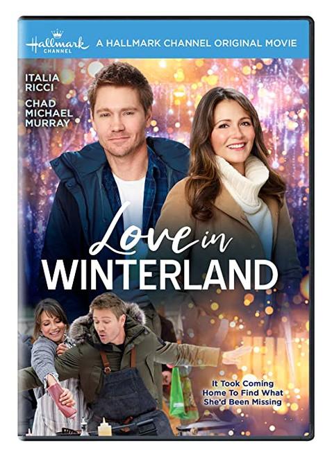 Love in Winterland (2020) DVD