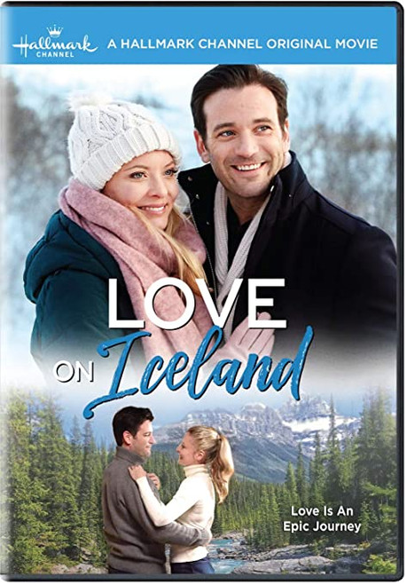 Love on Iceland (2020) DVD