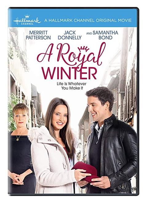 A Royal Winter (2017) DVD