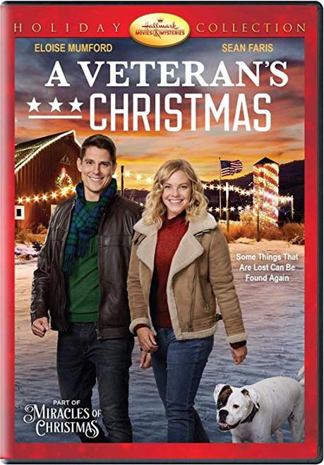 A Veteran's Christmas (2018) DVD