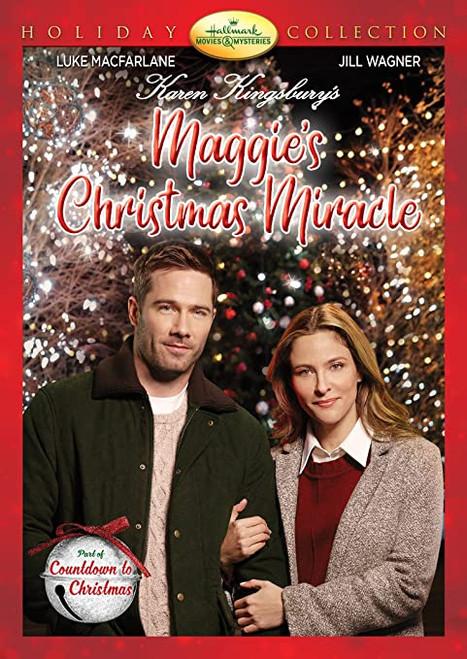 Karen Kingsbury's Maggie's Christmas Miracle (2017) DVD