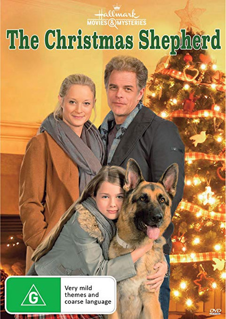 The Christmas Shepherd (2014) DVD