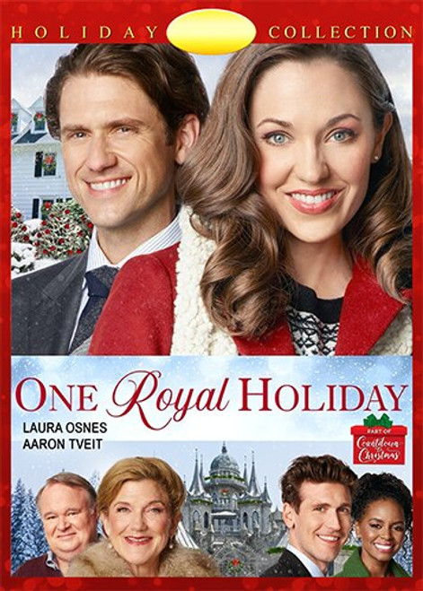 One Royal Holiday (2020) DVD