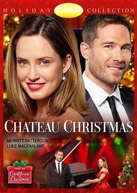 Chateau Christmas (2020) DVD