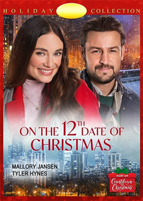 On the 12th Date of Christmas (2020) DVD