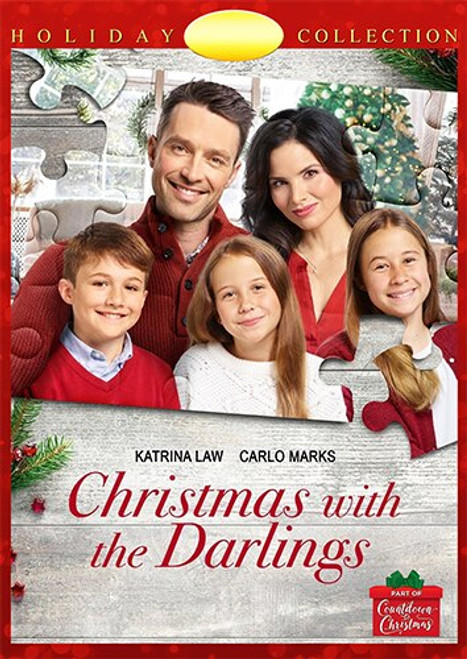 Christmas with the Darlings (2020) DVD