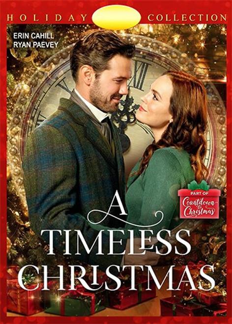 A Timeless Christmas (2020) DVD
