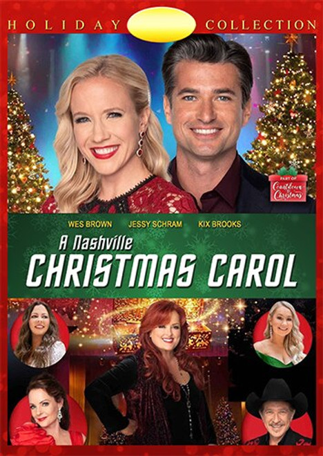 A Nashville Christmas Carol (2020) DVD