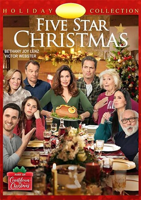 Five Star Christmas (2020) DVD