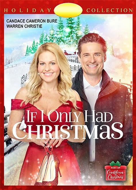 If I Only Had Christmas (2020) DVD