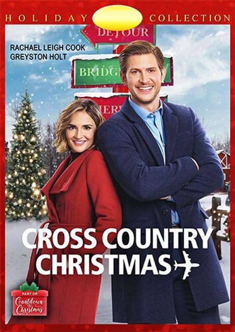 Cross Country Christmas (2020) DVD