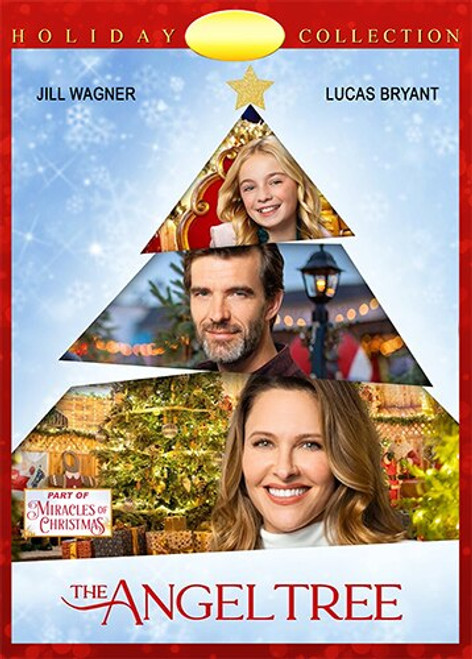 The Angel Tree (2020) DVD