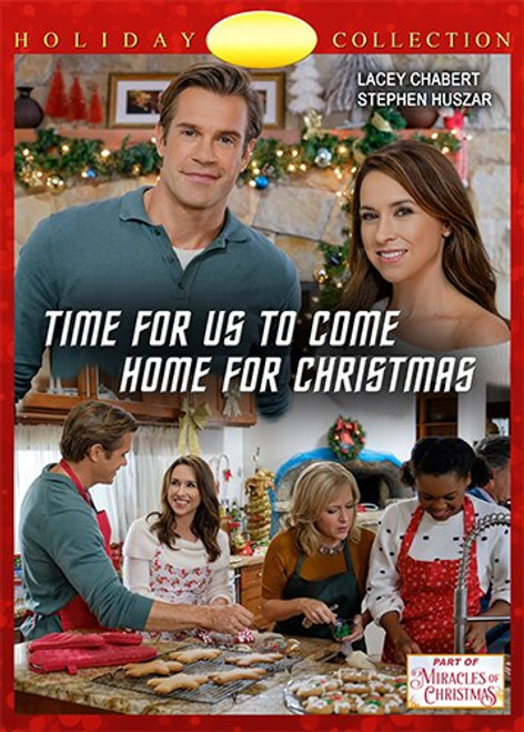 Time for Us to Come Home for Christmas (2020) DVD