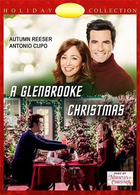 A Glenbrooke Christmas (2020) DVD