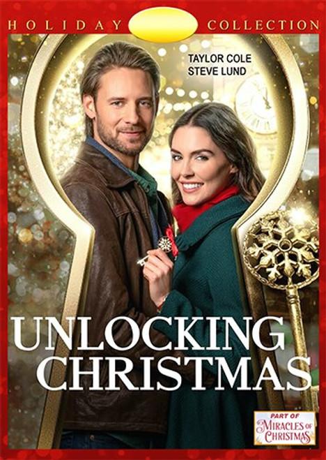Unlocking Christmas (2020) DVD