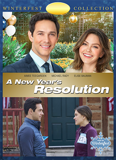 A New Year's Resolution (2021) DVD