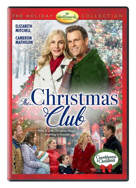 The Christmas Club (2019) DVD