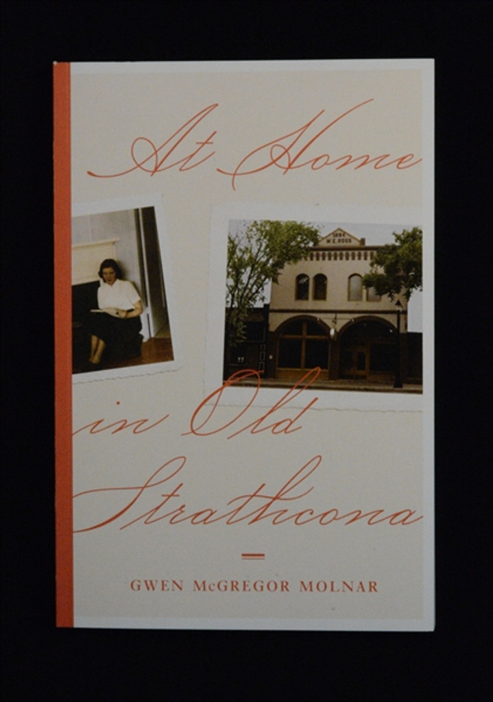 At Home in Old Strathcona by Gwen McGregor Molnar