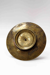 Vintage Brass Inkwell, 1920s - 1940s