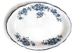 Antique Oval Platter from W Adams & Sons ~1891-1910