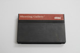 "Sega Master ""Shooting Gallery"" 1990s video game cartridge.  In good condition and in working order.  TY65814"
