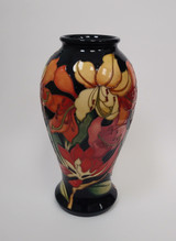 "Moorcroft vase ""Forest of Flowers"" - 46/10 Limited Edition of 50"